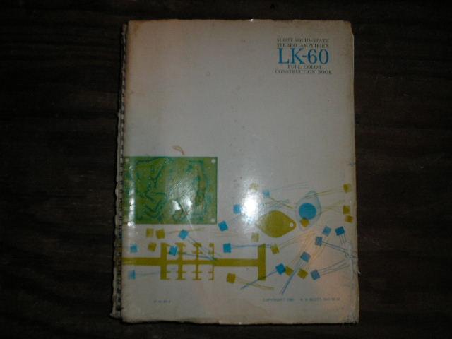 LK-60 Amplifier Assembly Manual