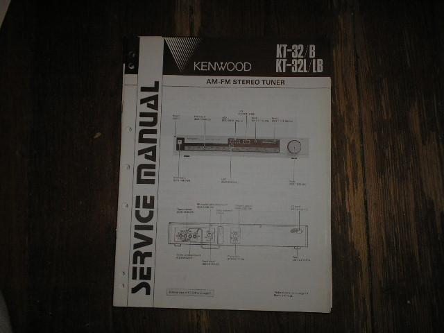 KT-31 KT-31B KT-31L  Tuner Service Manual B51-1421...88