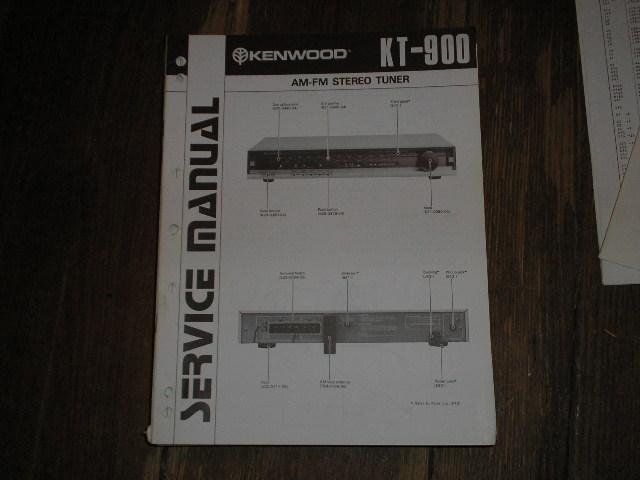 KT-900 Tuner Service Manual B51-0750...88