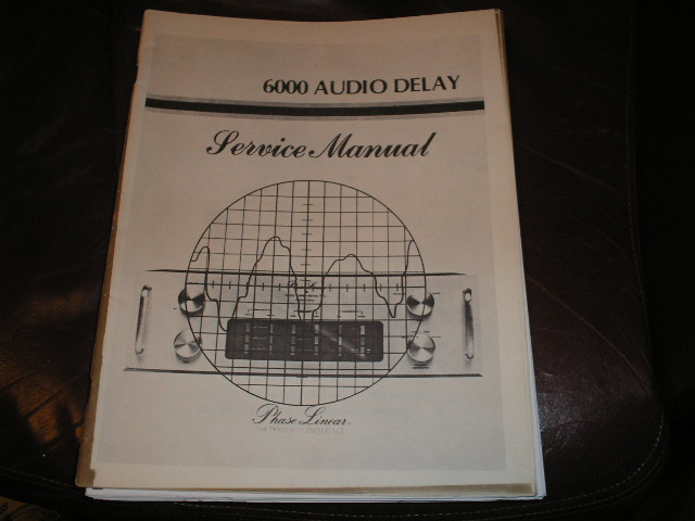 6000 AUDIO DELAY