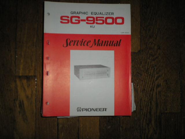 SG-9500 Equalizer Service Manual     ART-147