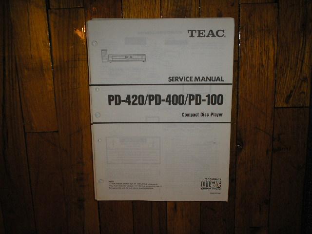 PD-100 PD-400 PD-420 PD-100 PD-400 PD-420