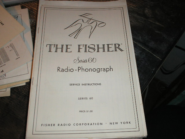 Series 50 Radio-Phonograph 