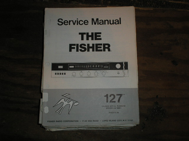 127 Receiver Service Manual