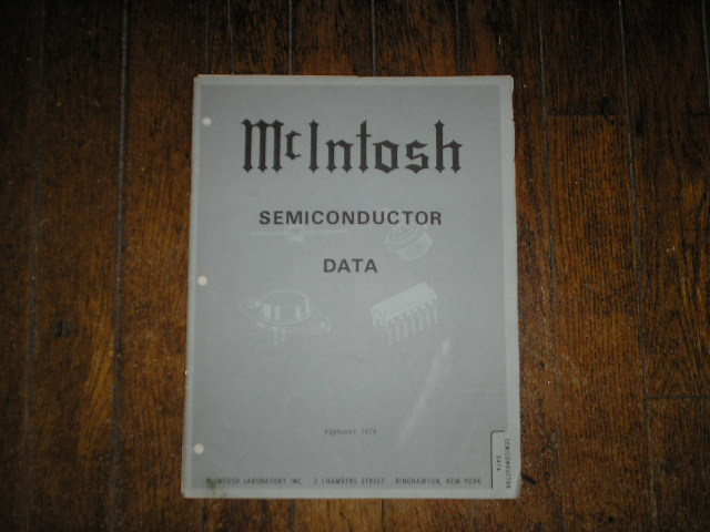 McIntosh 1979 Semiconductor Manual has photos of the diodes and transistor data etc..