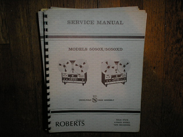 Stereo Tape Deck Service Manual