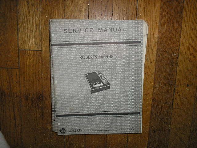 95 Stereo Cassette Tape Deck Service Manual