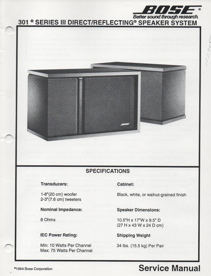 bose 901 speaker wiring diagram q