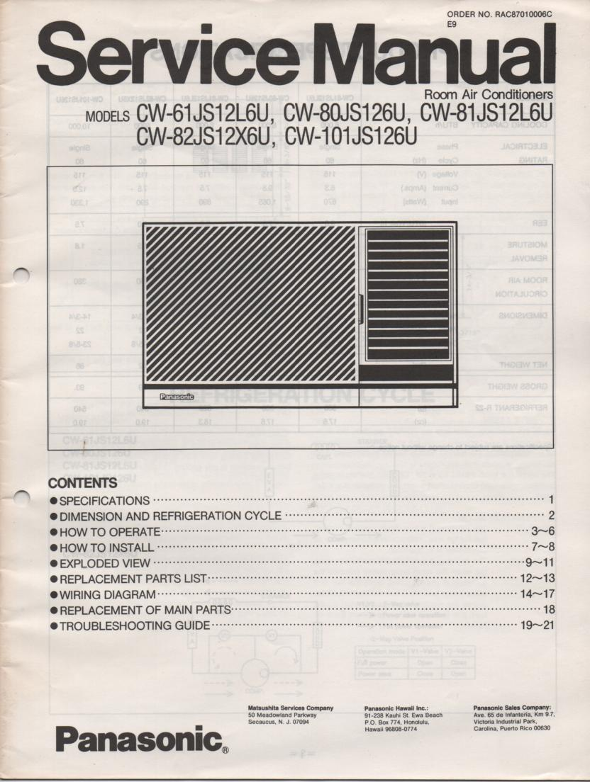 Owners manual Heil air Conditioner